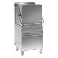 Kromo Hood 1100 BT 30 Amp Break Tank P/T Dishwasher 500mm Basket