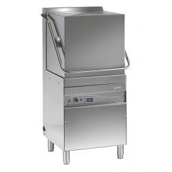 Kromo Hood 1100 BT 30 Amp Break Tank P/T Dishwasher 500mm Basket