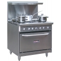 Gas Oven Ranges
